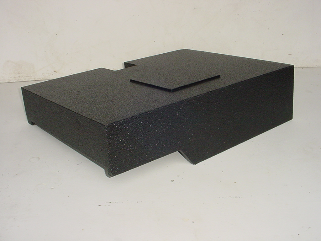 2007-2013 Toyota Thundra Single Pro-Poly Sub Box 1X12