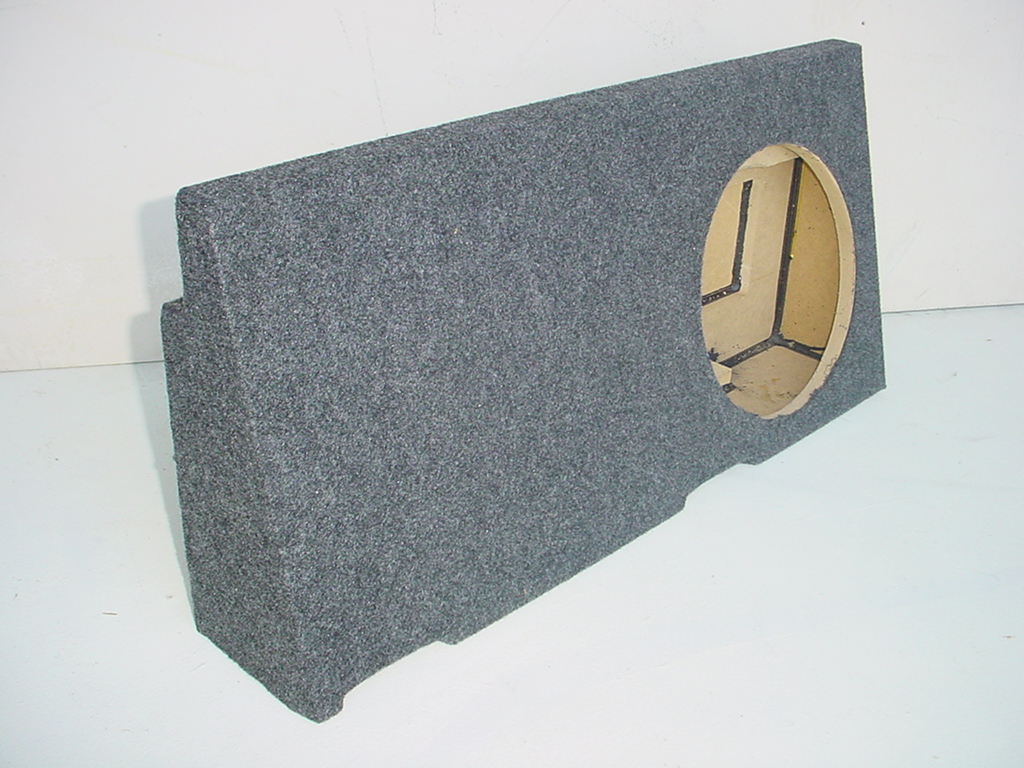 2001 Up Toyota Tacoma Prerunner 1-10'' Sub Box