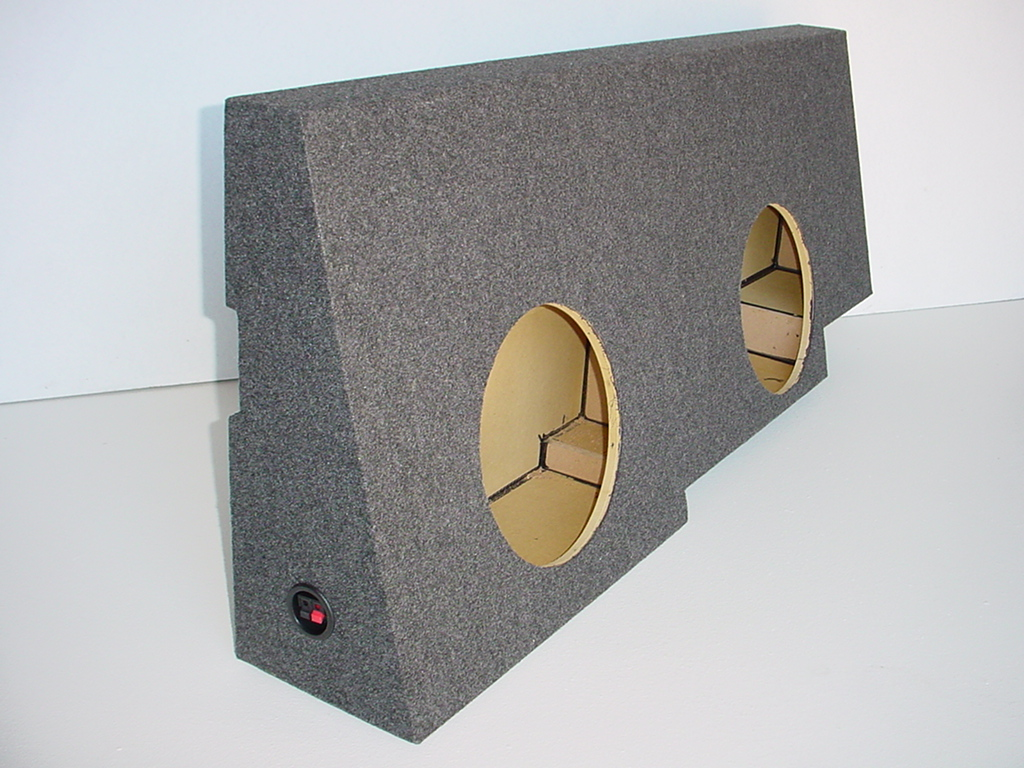2002-2006-Toyota Tundra Single Cab Sub Box