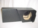 2014 up Chevy Double Cab Single Poly Sub woofer Box Sub Box