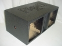 Horn Ported Super Bass Solobaric 15'' Subwoofer Box Sub Box