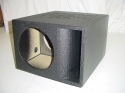 Horn Ported Single 10'' Super Bass Pro-Poly Sb Box
