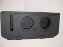 2002-2013 Chevy Avalanche/Cadillac Ext. Pro-Poly Subwoofer Box