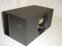 Super Bass Horn Ported Single 12''Subwoofer Box Sub Box