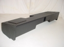 2014 and Up Chevy Double Cab Ported Subwoofer Box Sub Box 2X12